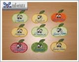 Etiketten - Namensschilder - Aufnäher für Schulhefte