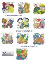 Babymotive Multicolor