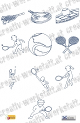 Bluework Tennis