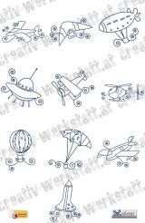 Bluework air transport
