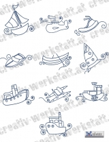 Bluework sea transport