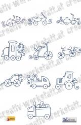 Bluework transport