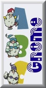 Gnome Alphabet
