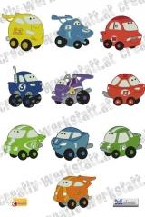 Chubby cars