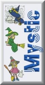 Hexen, Zauberer und andere Fantasyfiguren