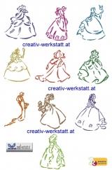 Outline princess