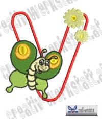Appli Alpha Schmetterlinge V