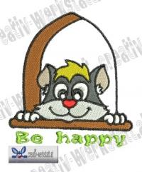 Be happy cat