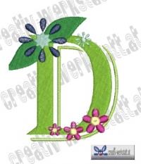 Blumen Alpha D
