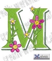 Blumen Alpha M