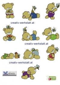 Cute Bears - Süße Bärchen