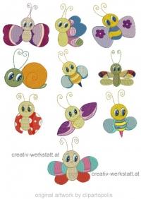 Cute Bugs - Süße Käfer