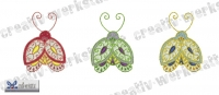 Decorative Ladybirds