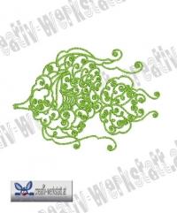 Swirly fish 8
