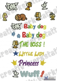 Dogs and Phrases 1