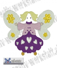 Folk Art Angel 6