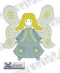 Folk Art Angel 1