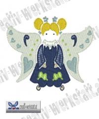 Folk Art Angel 2