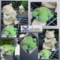 Frosch Fred alias Quack