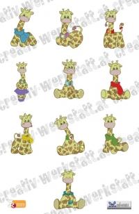 Giraffes jef