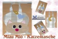 Katzentasche - Einkaufstasche