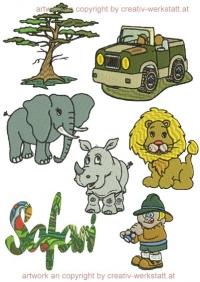 Safari PES