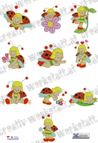 Springtime for Ladybugs dst