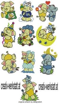 Sweet elephants VP3