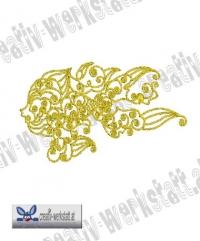 Swirly fish 10