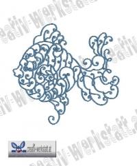 Swirly fish 1