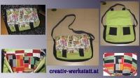 E-Book Messenger Bag - Tasche/Schultasche