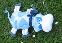 Kuh Lotte alias Muh zum Nähen 10 x10