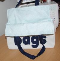 Beutel - Tasche - Shopping Freundin