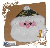 Adventskalender Santa Claus/Weihnachtsmann