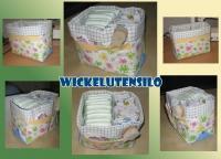 E-Book Wickelutensilo - zweigeteiltes Körbchen