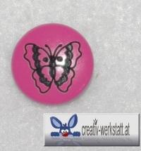 Kam Snaps 10er Set Schmetterling - zwei Farben