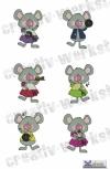 50 s Mice