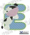 Alphabet Farm E