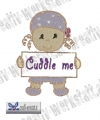 Baby Quote Cuddle Me