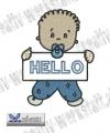 Baby Quote Hello