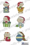 Baby christmas ornaments