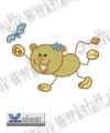 Swirly lion 4