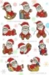 Cute Santa - Format jef