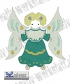 Folk Art Angel 4
