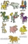 Funny Farm Animals - DST-Format