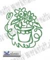 Art deco gardening 2