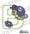 Appli Alpha Schmetterling B