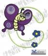 Appli Alpha Schmetterling C
