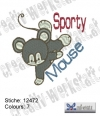Sporty Mouse