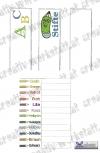Stifterolle für 12 oder 14 Stifte